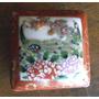Antiguo Pastillero / Alhajero Porcelana Japonesa Japan
