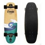 40% Off Surfskate Wave, Simulador Surf Banga Estilo Carver