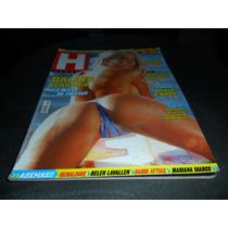 Revistas Hombre Dallys Ferreira N 69