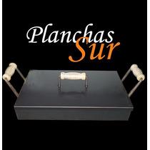 Plancha Bifera Con Tapa Microcentro / Lanus