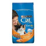 Alimento Cat Chow Delimix Gato Adulto 3kg