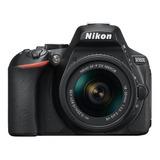 Nikon  D5600 18-55mm Vr Kit Dslr Negra