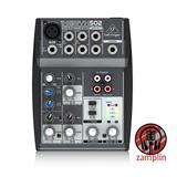 Behringer Xenyx 502 2 Ch Consola Mixer