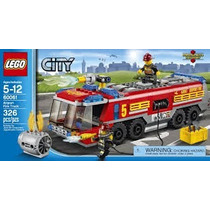 Lego City 60061 Airport Fire Truck