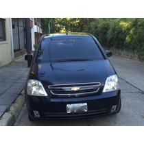 Chevrolet Meriva Gls 1.8 Sedan 5 Puertas Azul 2011
