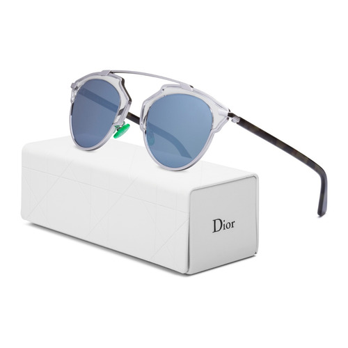 ba7cd9ed83 Lentes Anteojos Sol Dior So Real Europa Made & Design Italy