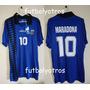 Camisetas Futbol Argentina 94 Adidas Originals #10 Maradona