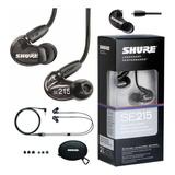 Shure Se215 Auriculares Intraurales Pro Originales Hot Sale