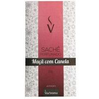 Sache Perfumado - Aroma Maçã com Canela - 10g - Via Aroma