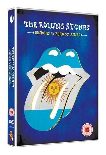 Rolling Stones Bridges To Buenos Aires Dvd Nuevo Original