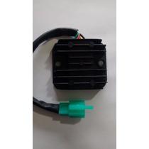 Regulador Voltaje Original Zanella Rx150 5pines Macho Rpm45!