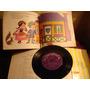 Cuentos De Disney Con Disquito De Vinilo 33.1/3 C/canciones