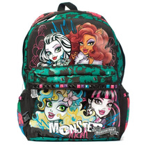 Mochila Monster High 16´´ Espalda Local Belgrano
