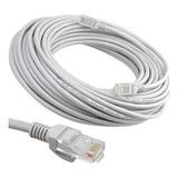 Cable De Red Utp Patchcord 10 M Inyectados Cat5e Ditron