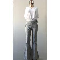 Pantalon Oxford De Lino Extra Oxford