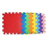 Pisos Goma Eva 50x50 10mm Fabricantes! Encastre Colores Bebe