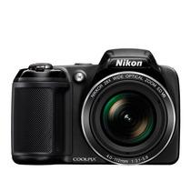 Rosario Camara Digital Nikon L340 20.2mp 28x Zoom Lcd 3 New
