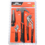 Set Herramientas Black And Decker Kit Pinzas Martillo Cutter