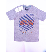 Remera De Niño Estampada Por Mayor Economicas