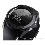 Reloj Inteligente Smartwatch Android V8 Bluetooth iPhone Samsung Xiaomi Huawei