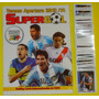 Album Futbol Torneo Apertura 2013-14+todas Las Figus A Pegar