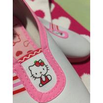Zapatillas Hello Kitty Nena