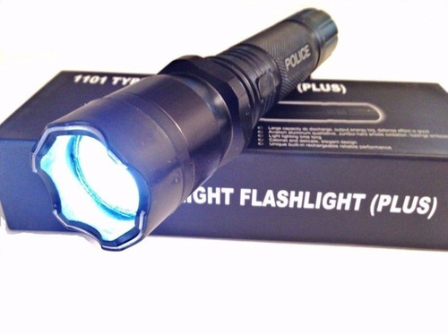 Linterna Picana Electrica 50000 Kv Recargable Oferta!!!!