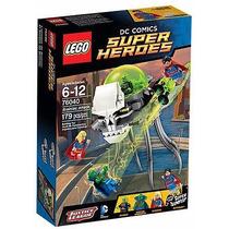 Lego Super Heroes 76040 Brainiac Attack Original M Y F Toys
