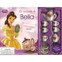 Cuento Y Accesorios La Merienda De Bella Princess Z. Devoto