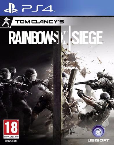Tom Clancy's Rainbow Six Siege Alquiler Semanal Ps4