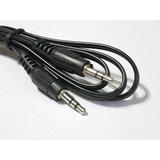 Cable De Audio 1.5m 3.5mm Plug A Plug