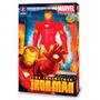 Planeta Bb Marvel Muñeco Semi Articulado Grande Iron-man