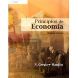 Principios De Economia Mankiw Cengage Oficial E/ En El Día