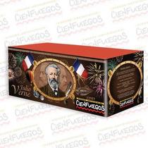 Torta Julio Verne -pirotecnia Fuegos Artificiales Cienfuegos