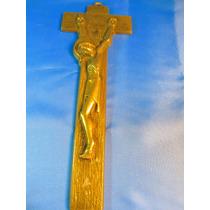 El Arcon Crucifijo Cruz De Bronce Jesucristo 25,5cm 45065
