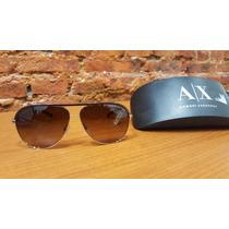 Anteojos De Sol Armani Exchange 6112 Original