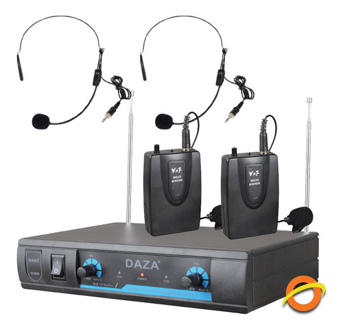 Microfono Inalambrico Profesional Gran Alcance Karaoke