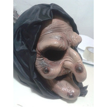 Mascara Latex Calidad Bruja Blanca Nieves Terror Jodas Excel