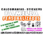 Calcos Familia! Stickers! Vinilo Personalizado! Calcomanias!