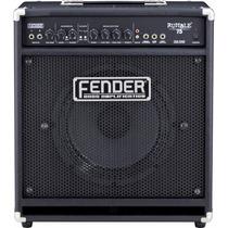 Amplificador Fender Rumble 75w Rms Para Bajo Pocas Unidades