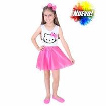 Disfraz Hello Kitty Bailarina Saia Original