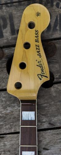 Mango Bajo Allparts Reedicion 75 Jazz Bass Palorosa  Warmoth
