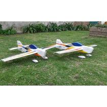 Avion Rc Acrobatico Foamy Nexo