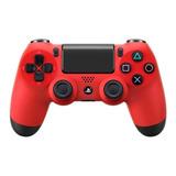 Joystick Sony Dualshock 4 Magma Red
