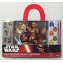 Set Para Dibujar Con Accesorios Star Wars Congreso Olivos