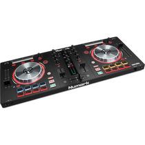 Controlador Dj Numark Mixtrack Pro 3 Midi Usb Serato Mixer