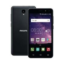Philips Telefono Celular Libre S338 Negro