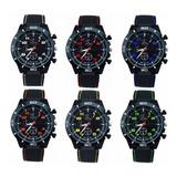 Reloj Pulsera Hombres X5 Unidades Gt Diseño Deportivo Stock