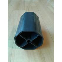 Taco Plastico De 70mm Para Eje De Chapa Con Perno P/cortina