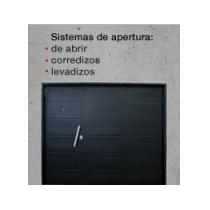 Porton De Chapa Levadizo Negro $4990!!!